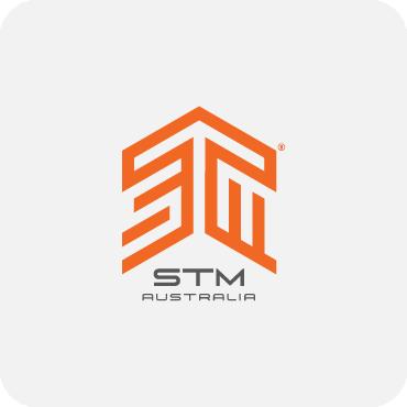 STM Australia logo